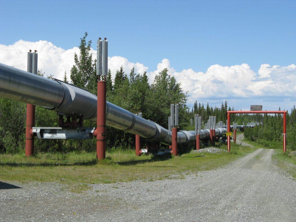 газопровод строительство