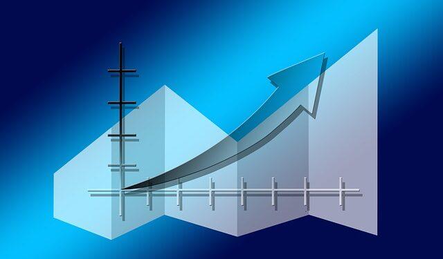 рост на биржах