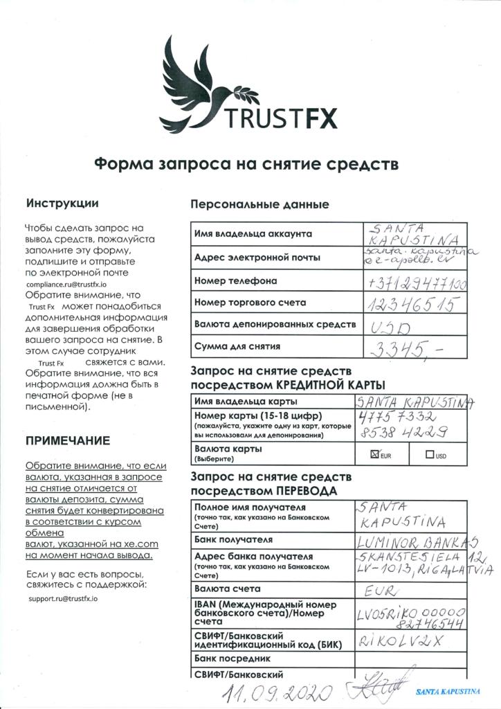 trustfx отзывы 3