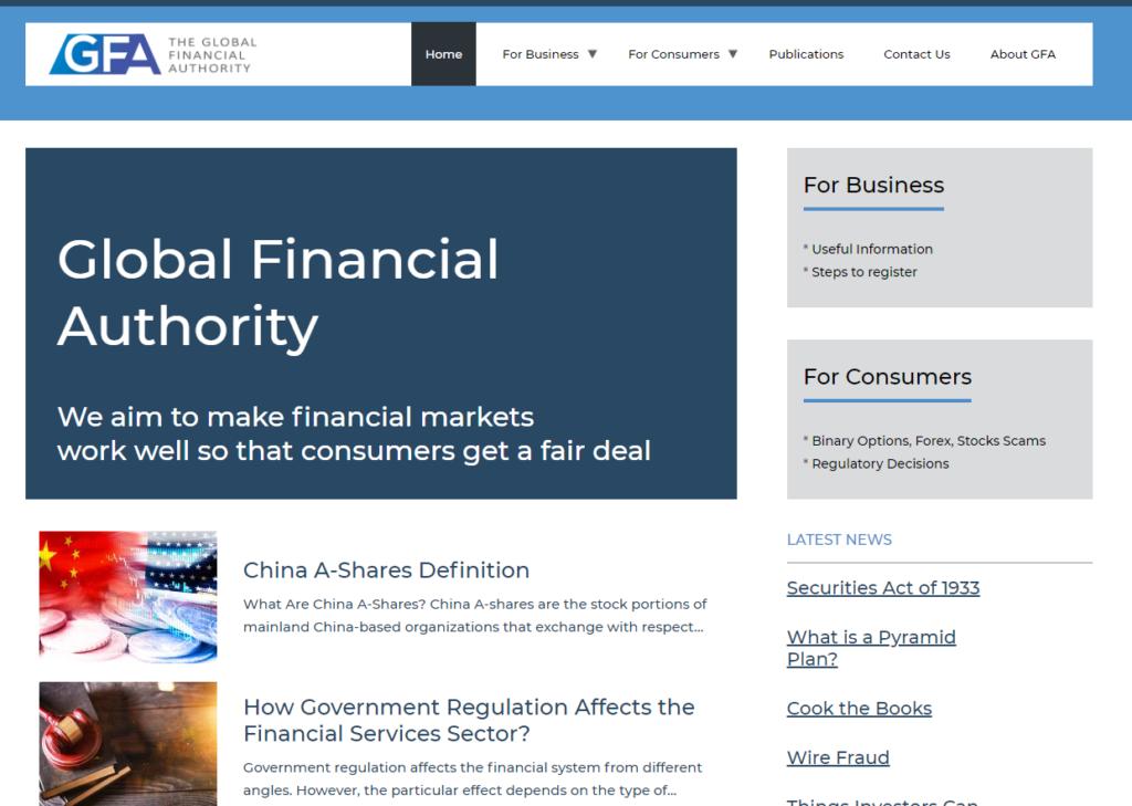 globalfinauthority