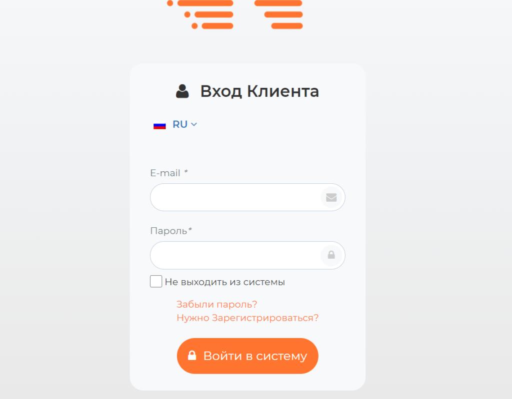 Noortrades.com Личный кабинет