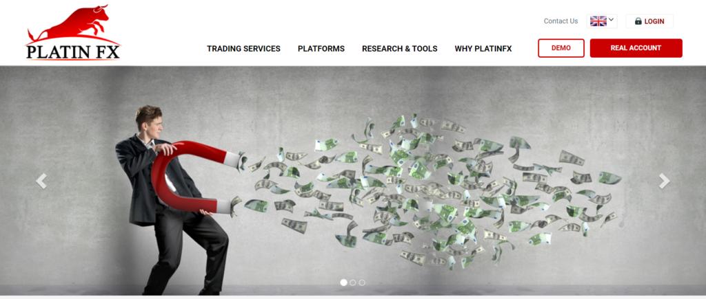 PLATIN FX Официальный сайт