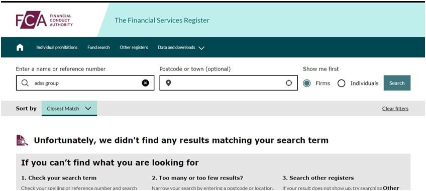 Здесь я увидел еще одно громкое заявление о том, что компания регулируется FCA.